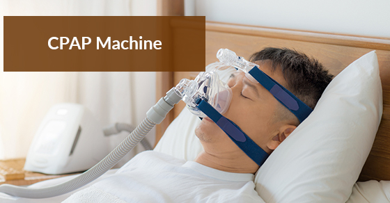 Bringing Home Your CPAP Machine